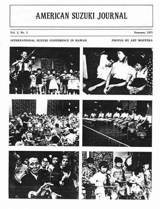 American Suzuki Journal volume 3.2