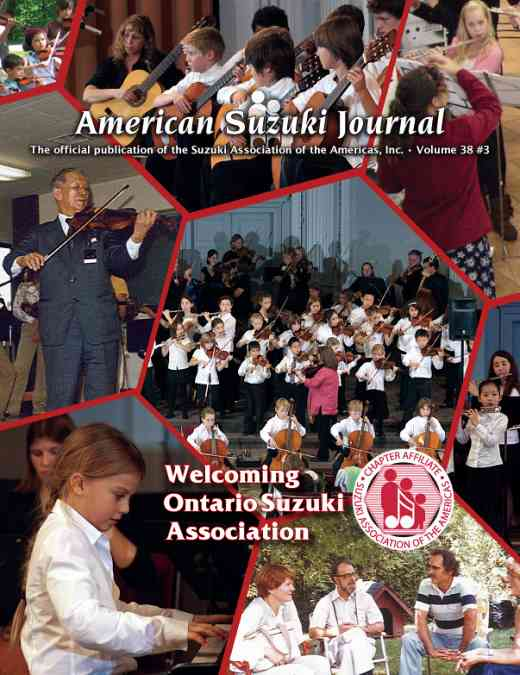 American Suzuki Journal volume 38.3