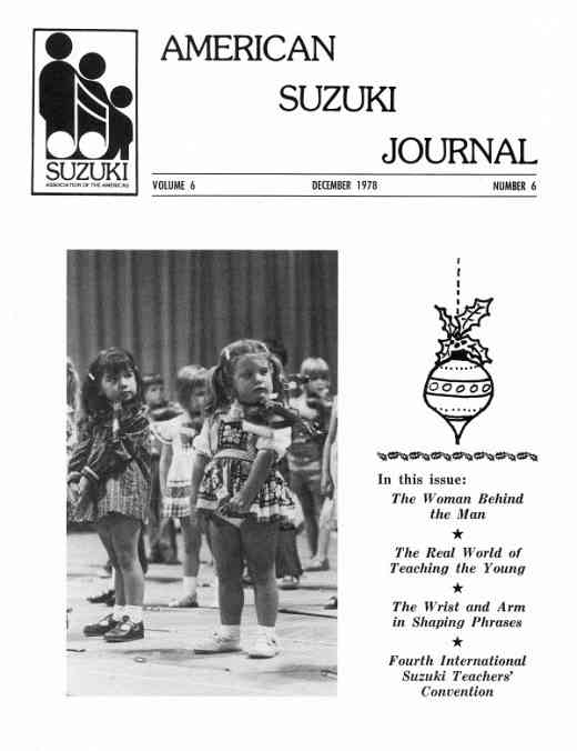 American Suzuki Journal volume 6.6