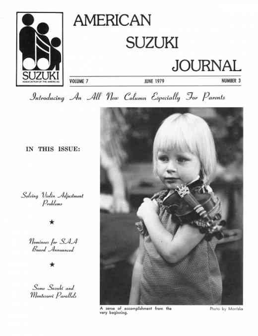 American Suzuki Journal volume 7.3