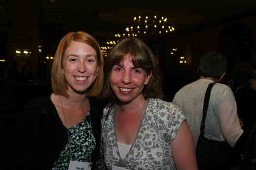 Friends at the 2012 Conference