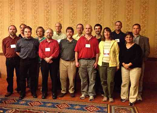 Guitar Teachers at the 2012 Conference