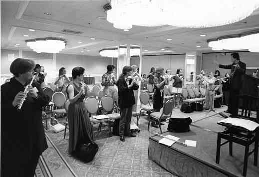 Flute Session at the 1994 Conference