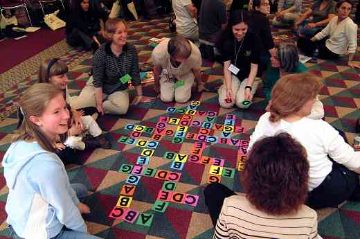 Music Mind Games at the 2002 SAA Conference