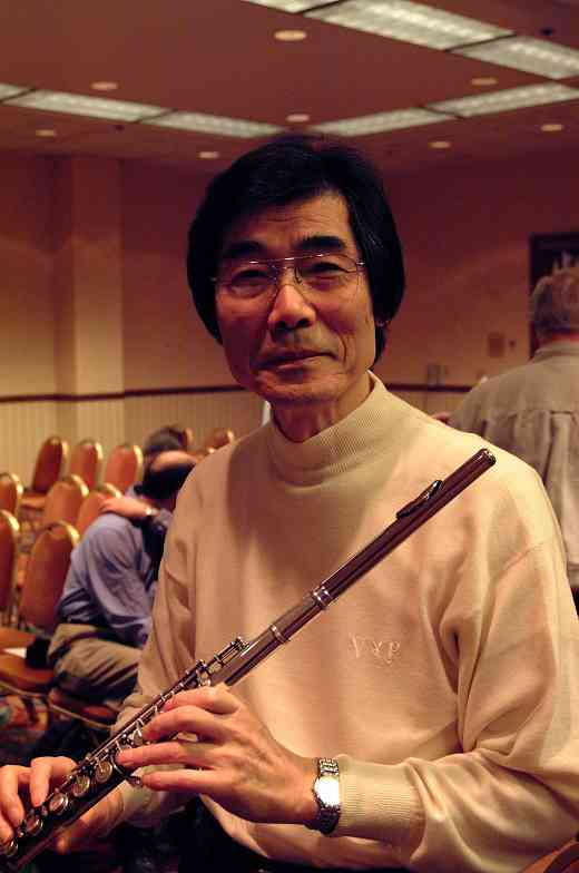 Toshio Takahashi at the 2002 SAA Conference