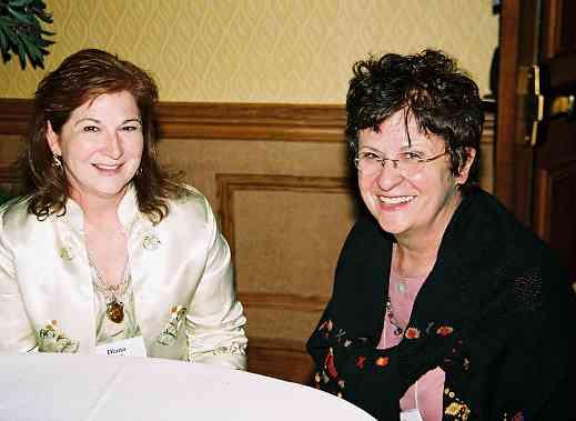 Diana Galindo and Gail Seay.