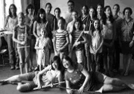 Flute students at Institut Suzuki Montréal