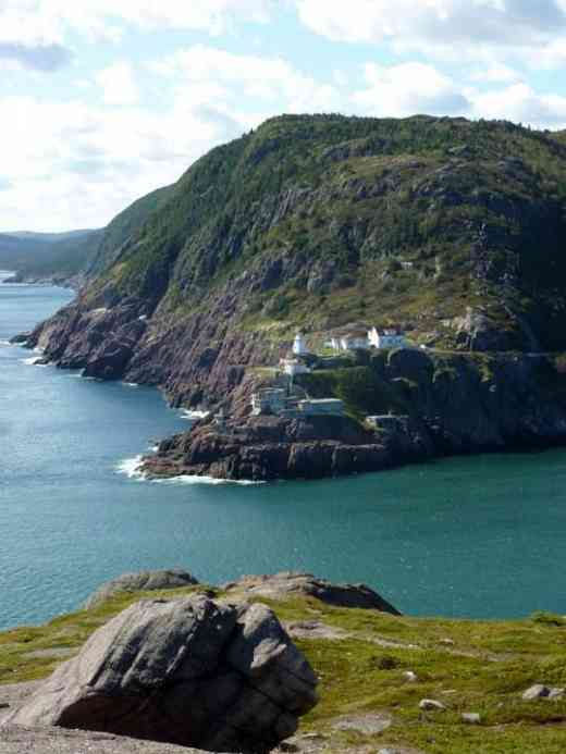 The Narrows, St. John's, Newfoundland (Atlantic Canada Suzuki Institute)