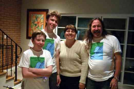 Thomas, Jeffrey, Shirley, and Steve
