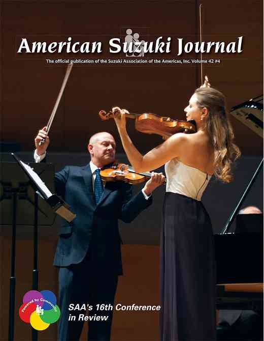 American Suzuki Journal 42.4