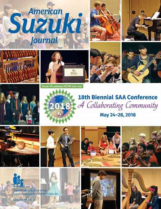 American Suzuki Journal 45.4