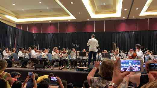 Copland Orchestra