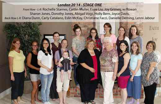 Stage 01 and Stage 02 Teacher Training in London Ontario Canada