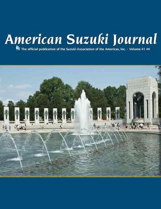 American Suzuki Journal 41.4