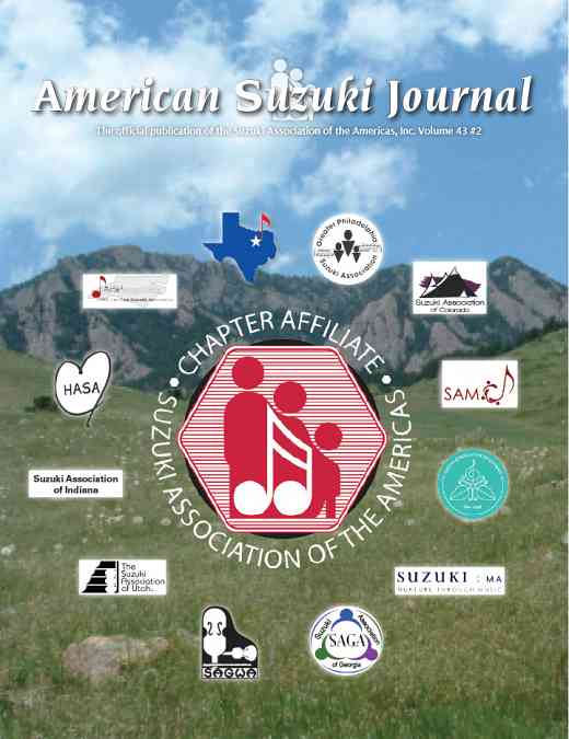 American Suzuki Journal 43.3