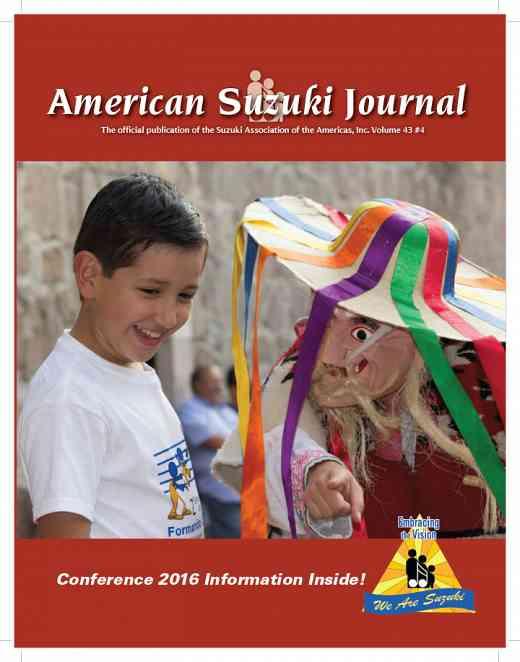 American Suzuki Journal 43.4