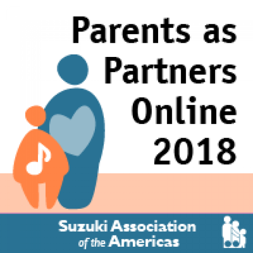 Parents As Partners 2018