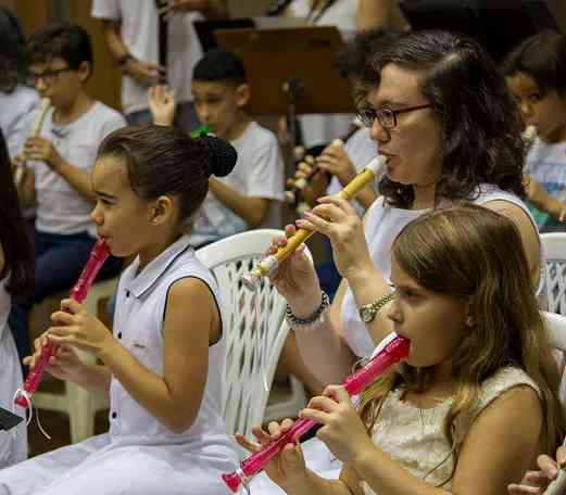 Sweet Recorder Orchestra—Family