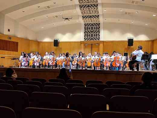 SMAC-SANC Cello Play-In