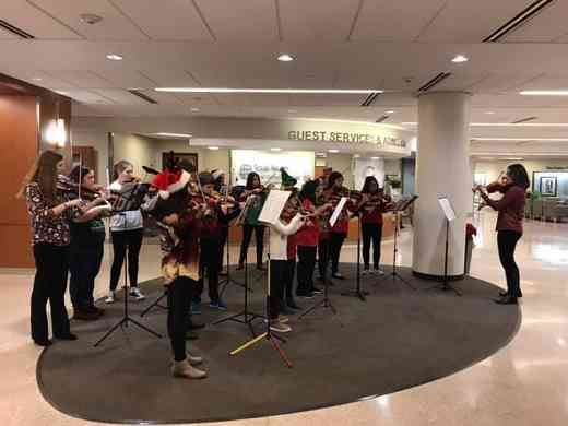 Hospital Lobby Performance