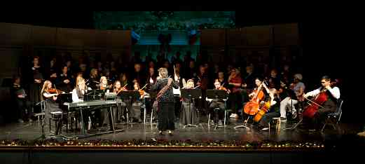 Creston Valley Youth Orchestra