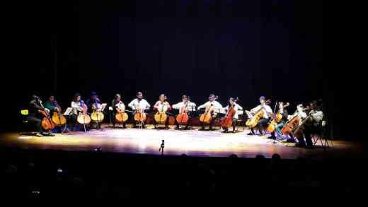 4° encuentro de cellos en Santa Fe
