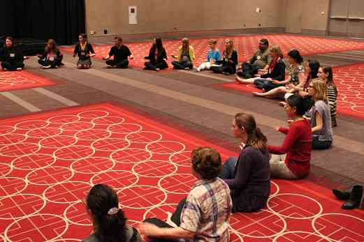 2016 Conference Dalcroze Session