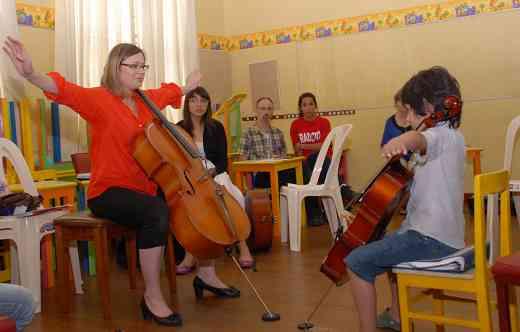 Anna Wiesner in Teaching Strategies