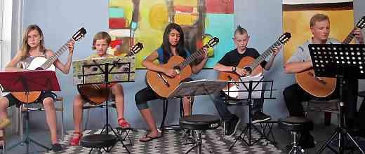 Austin Suzuki Guitar Institute