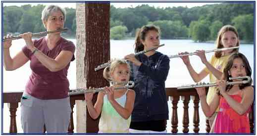 Boston Suzuki Flute Institute