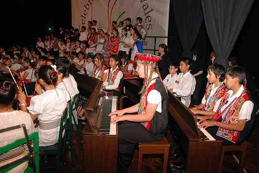 1st Latin American Suzuki Students' Gathering Gala Concert