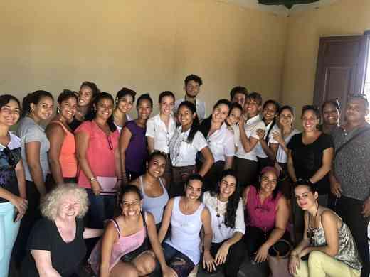 September 2018 Filosofia Course with Caroline Fraser