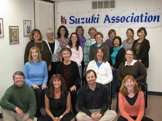 SAA Board and Staff at the January 2011 board meeting in Boulder, Colorado