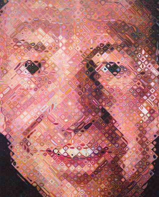 Robert (1997) Chuck Close