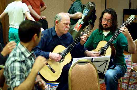 Conference Guitar Session