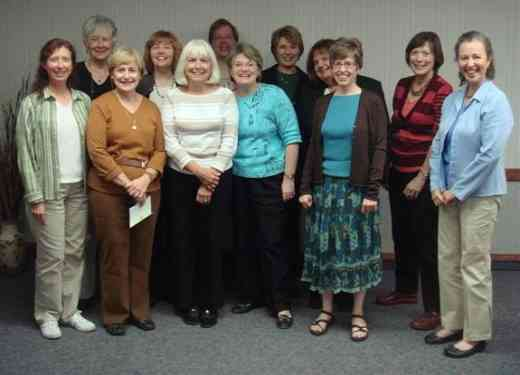 SAA Board members, September 2007