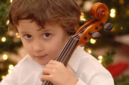 Cello Boy