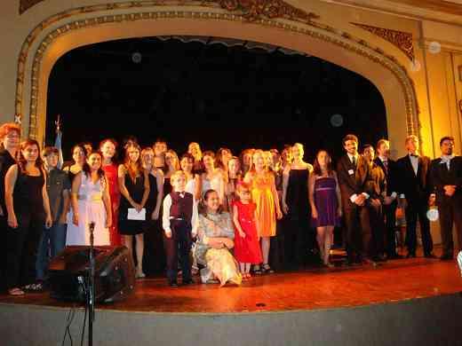 """Seventh Suzuki Voice International Workshop """"Songs for Sharing"""", Argentina 2009"""