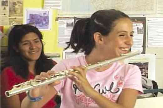 Flute Student