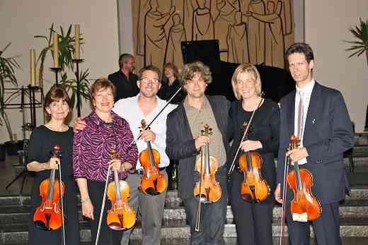 Rocky Mountain Strings teachers