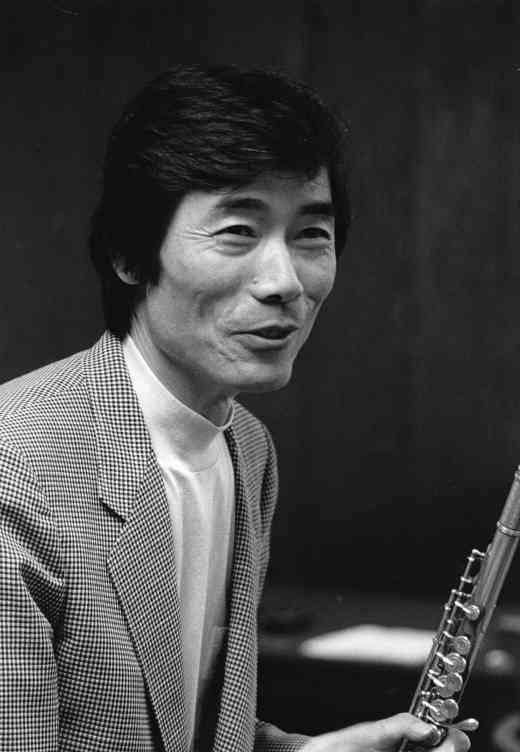 Toshio Takahashi, August 1991