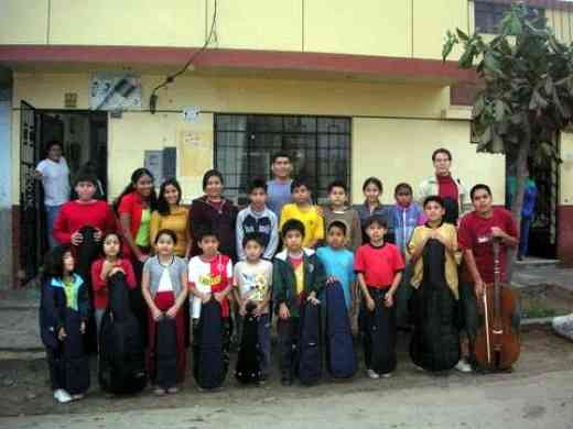 Trujillo Orchestra Project