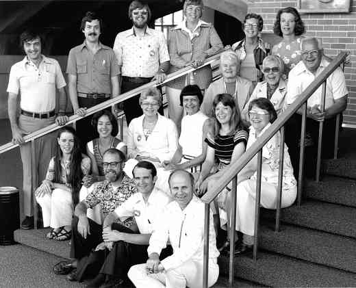 1978 SAA Board of Directors