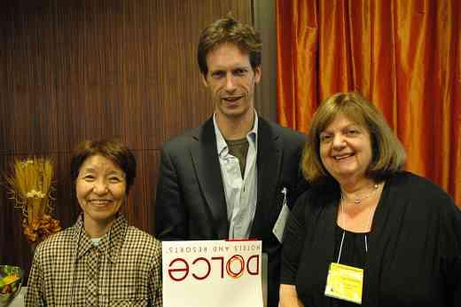 Shinobu Saito, Koen Rens, and Teri Einfeldt