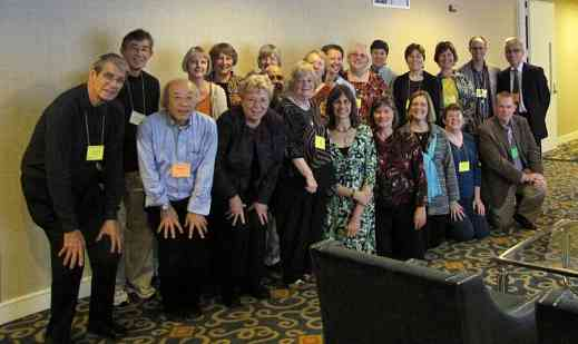 ISA Cello Trainers at the 2009 Conference