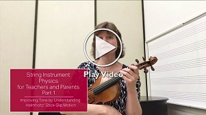 Improving Tone by Understanding Slip Stick Motion Play Screen