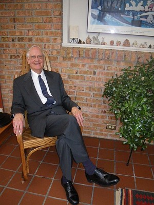 William Star—Sitting in a Chair