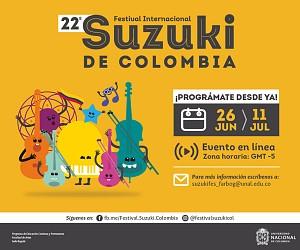 Festival Internacional Suzuki De Colombia