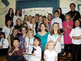 Edmonton Suzuki Flute and Recorder Society
