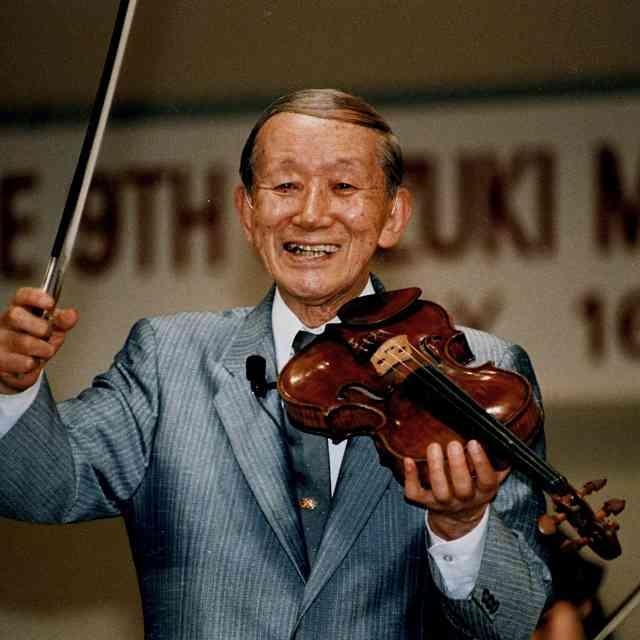 Shinichi Suzuki A Living Legacy